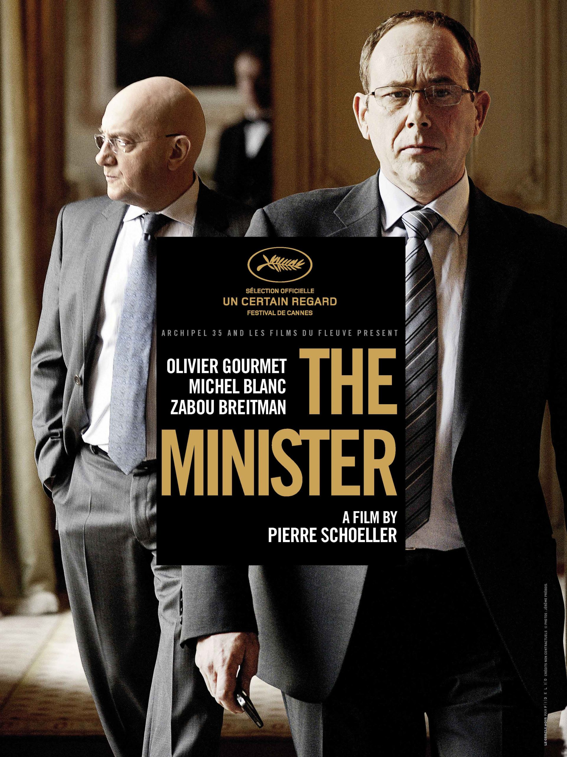 TheMinister-Affiche