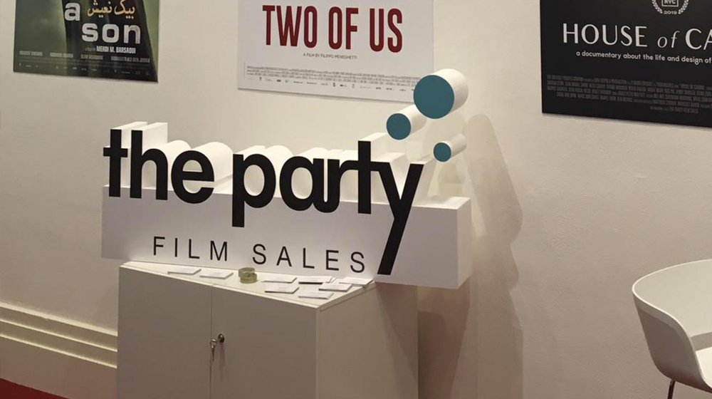 Merged Jour2Fête and Doc & Film sales teams rebranded as The Party Film Sales