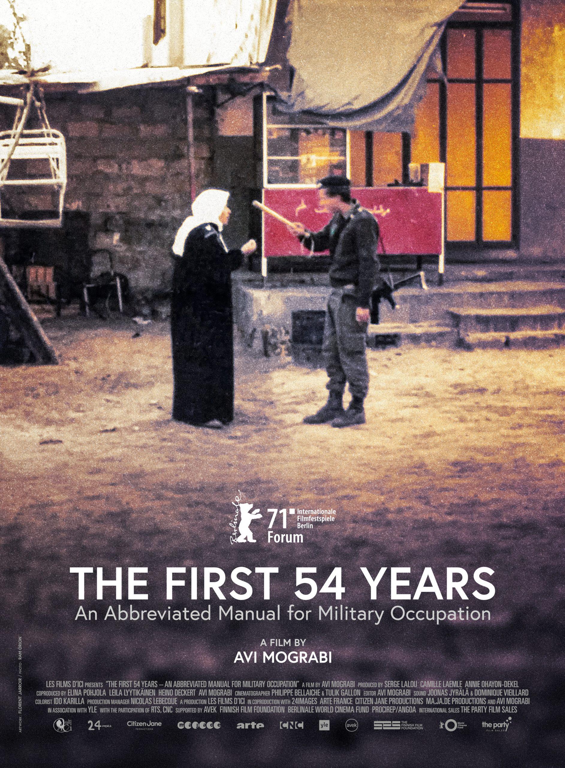 The First 54 Years - Avi Mograbi