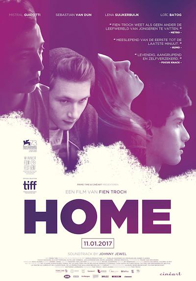 HOME By Fien Troch - Artwork