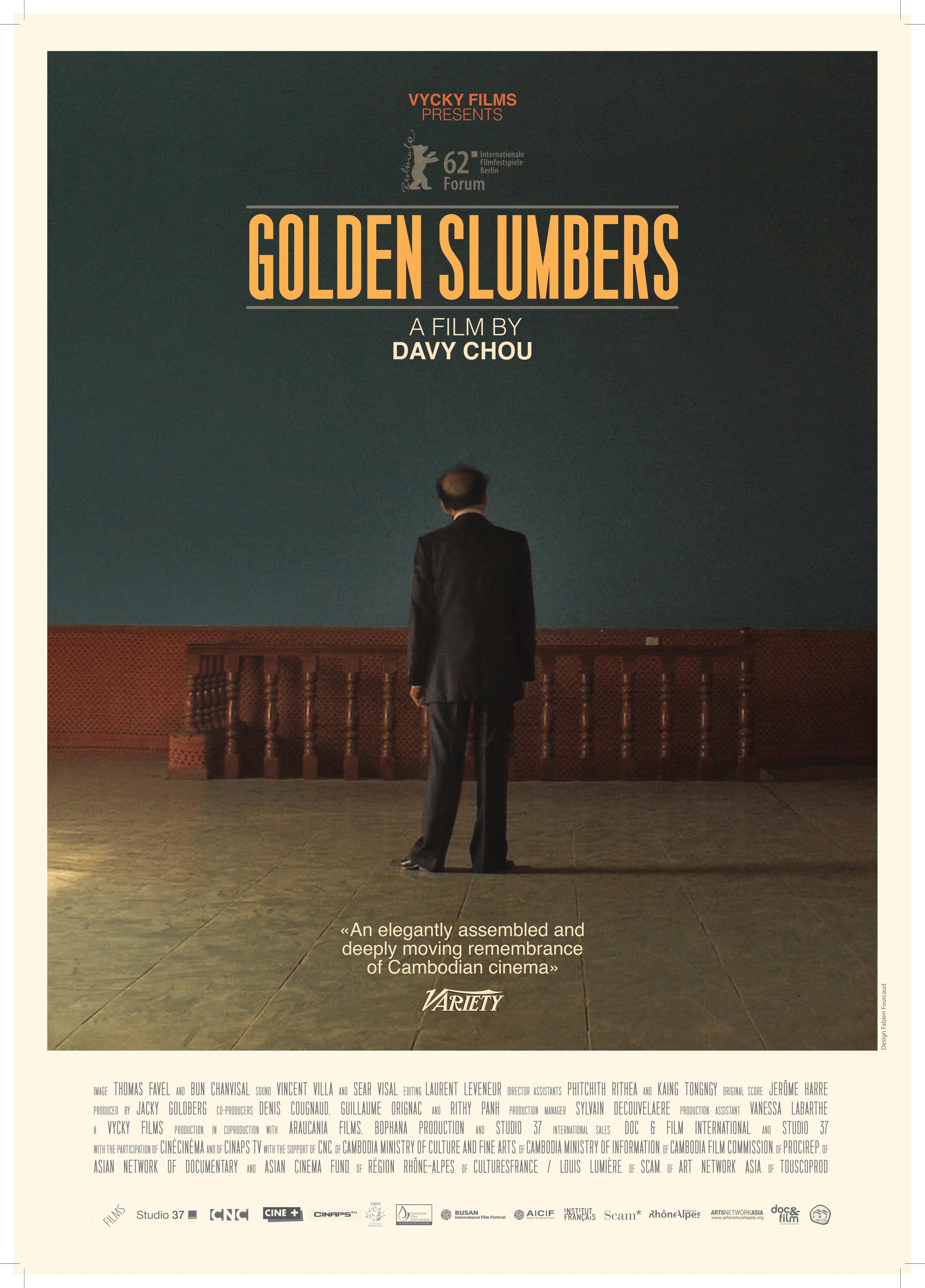 Golden Slumbers - Poster